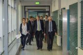 Besuch des britischen Bildungsministers_11