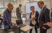 Besuch des britischen Bildungsministers_12
