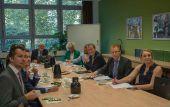 Besuch des britischen Bildungsministers_8