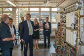 Besuch des britischen Bildungsministers_9
